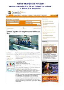 Franquicias inmobiliaria Best House y franquicia financiera Best Credit – FranquiciasPlus – foto