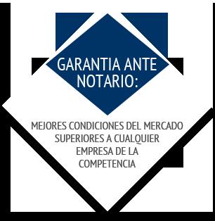 Garantia ante notaria - Grupo Best